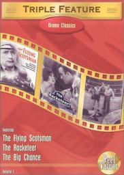 Random Movie Pick - The Big Chance 1933 Poster