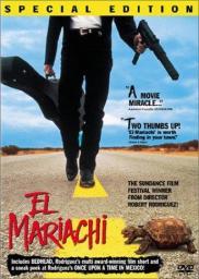 Random Movie Pick - El mariachi 1992 Poster
