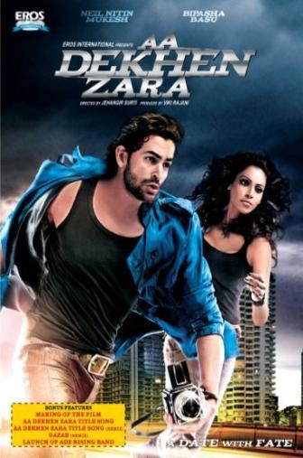 Random Movie Pick - Aa Dekhen Zara 2009 Poster