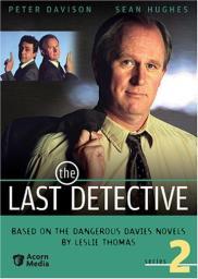 Random Movie Pick - The Last Detective 2003 Poster