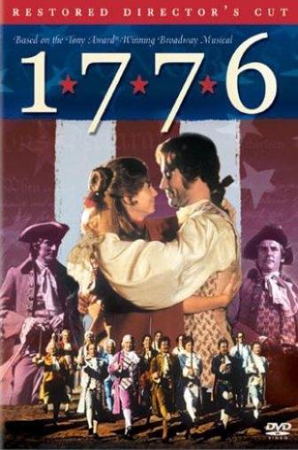 Random Movie Pick - 1776 1972 Poster