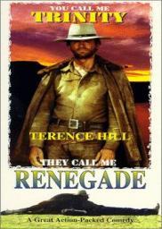 Random Movie Pick - Renegade 1987 Poster