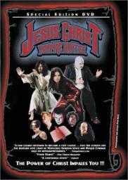 Random Movie Pick - Jesus Christ Vampire Hunter 2001 Poster
