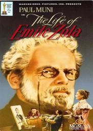Random Movie Pick - The Life of Emile Zola 1937 Poster