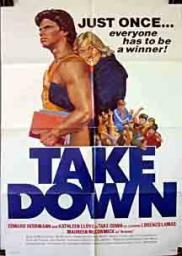 Random Movie Pick - Take Down 1979 Poster