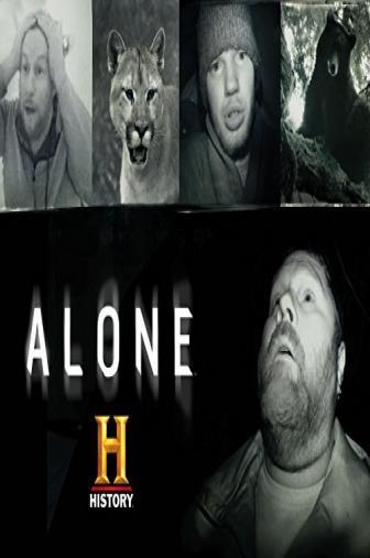 Random Movie Pick - Alone 2015 Poster