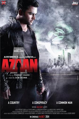 Random Movie Pick - Aazaan 2011 Poster