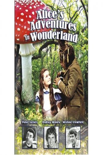 Random Movie Pick - Alice's Adventures in Wonderland 1972 Poster