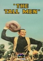 Random Movie Pick - The Tall Men 1955 Poster