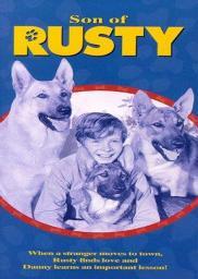 Random Movie Pick - The Son of Rusty 1947 Poster