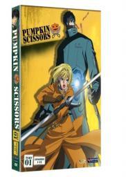 Random Movie Pick - Pumpkin Scissors 2006 Poster