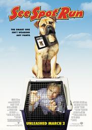 Random Movie Pick - See Spot Run 2001 Poster