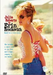 Random Movie Pick - Erin Brockovich 2000 Poster