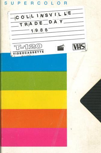 Random Movie Pick - Collinsville Trade Day, 1988 2015 Poster