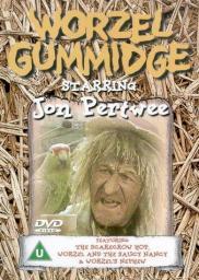 Random Movie Pick - Worzel Gummidge 1979 Poster