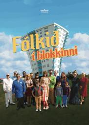 Random Movie Pick - Fólkið í blokkinni 2013 Poster