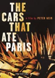 Random Movie Pick - The Cars That Ate Paris 1974 Poster