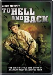 Random Movie Pick - To Hell and Back 1955 Poster