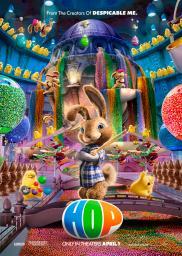 Random Movie Pick - Hop 2011 Poster
