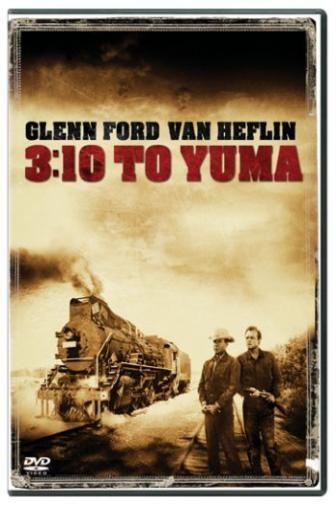 Random Movie Pick - 3:10 to Yuma 1957 Poster