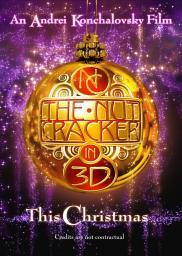 Random Movie Pick - The Nutcracker in 3D 2009 Poster