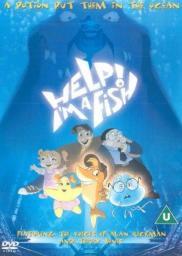 Random Movie Pick - Hjælp, jeg er en fisk 2000 Poster