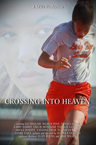 Random Movie Pick - Crossing into Heaven 2015 Poster