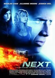 Random Movie Pick - Next 2007 Poster