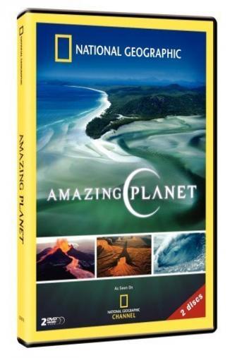 Random Movie Pick - Amazing Planet 1996 Poster