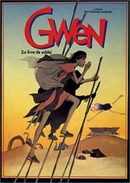 Random Movie Pick - Gwen, le livre de sable 1985 Poster