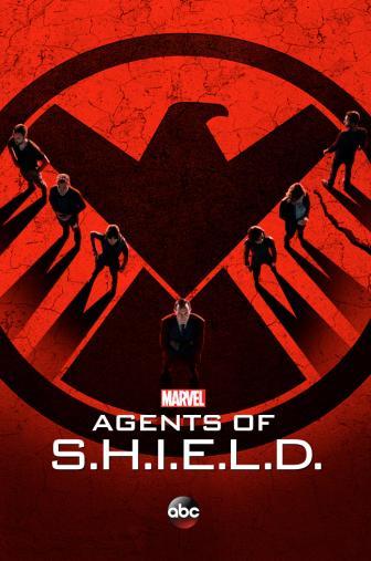 Random Movie Pick - Agents of S.H.I.E.L.D. 2013 Poster