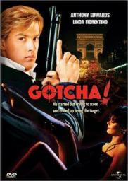 Random Movie Pick - Gotcha! 1985 Poster