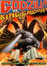 Random Movie Pick - Gojira vs. Kingu Gidorâ 1991 Poster