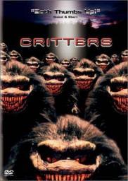 Random Movie Pick - Critters 1986 Poster