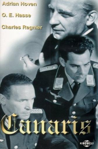 Random Movie Pick - Canaris 1954 Poster