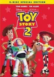 Random Movie Pick - Toy Story 2 1999 Poster