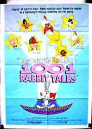 Random Movie Pick - Bugs Bunny's 3rd Movie: 1001 Rabbit Tales 1982 Poster