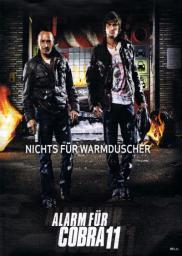 Random Movie Pick - Alarm für Cobra 11 - Die Autobahnpolizei 1996 Poster