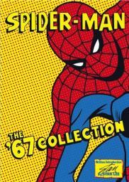 Random Movie Pick - Spider-Man 1967 Poster