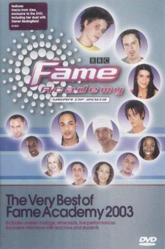 Random Movie Pick - Fame Academy 2002 Poster