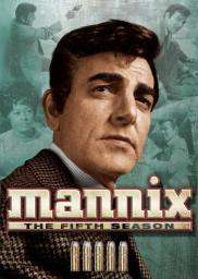 Random Movie Pick - Mannix 1967 Poster