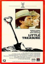 Random Movie Pick - Little Treasure 1985 Poster