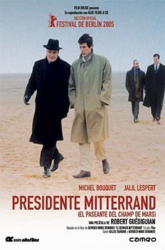 Random Movie Pick - Le promeneur du champ de Mars 2005 Poster