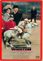 Random Movie Pick - Young Winston 1972 Poster