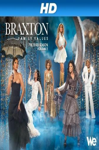 Random Movie Pick - Braxton Family Values 2011 Poster