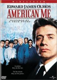 Random Movie Pick - American Me 1992 Poster