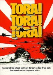 Random Movie Pick - Tora! Tora! Tora! 1970 Poster