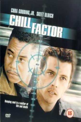 Random Movie Pick - Chill Factor 1999 Poster