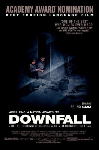 Random Movie Pick - Der Untergang 2004 Poster