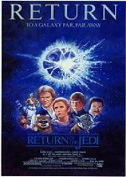 Random Movie Pick - Star Wars: Episode VI - Return of the Jedi 1983 Poster